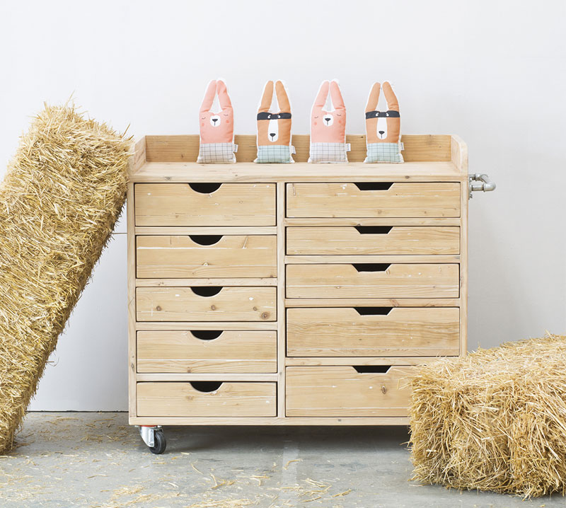 oscar bandit chest of drawers