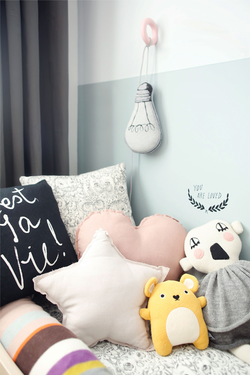 cushions kids rooms