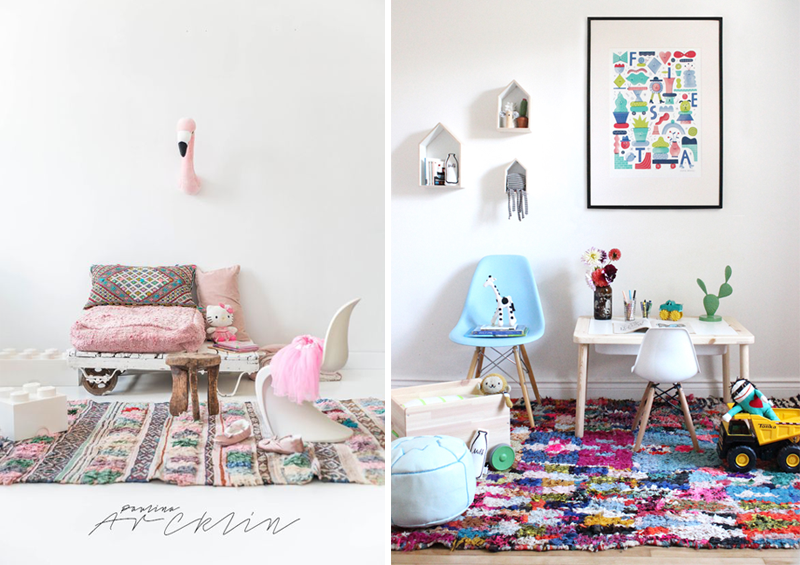 soft colourful rugs kids rooms