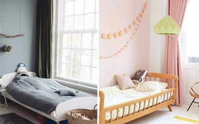 CLASSIC COLOURSCHEMES FOR KIDS' ROOMS