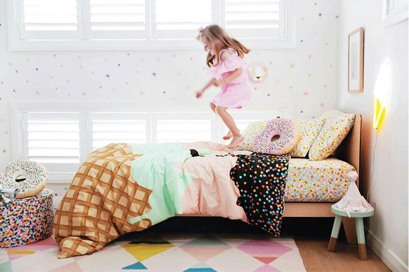FIRST-TIMERS AT PLAYTIME PARIS SUMMER 2017 WITH KIDS DECOR