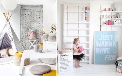 USEFUL TIPS FOR CREATING THE PERFECT PLAYROOM