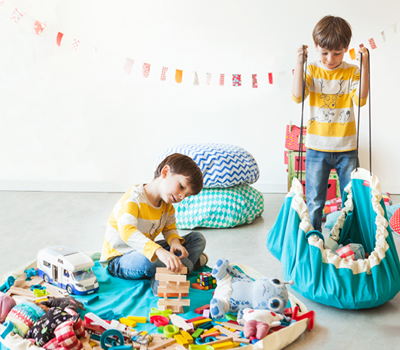 sc 1 st  Kids Interiors & Play and Go - toy storage bags and playmats