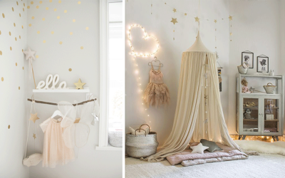 GIRLS' ROOMS WITH MAGIC
