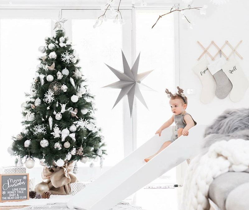 HOW TO MAKE THE KID'S ROOM WINTER COSY