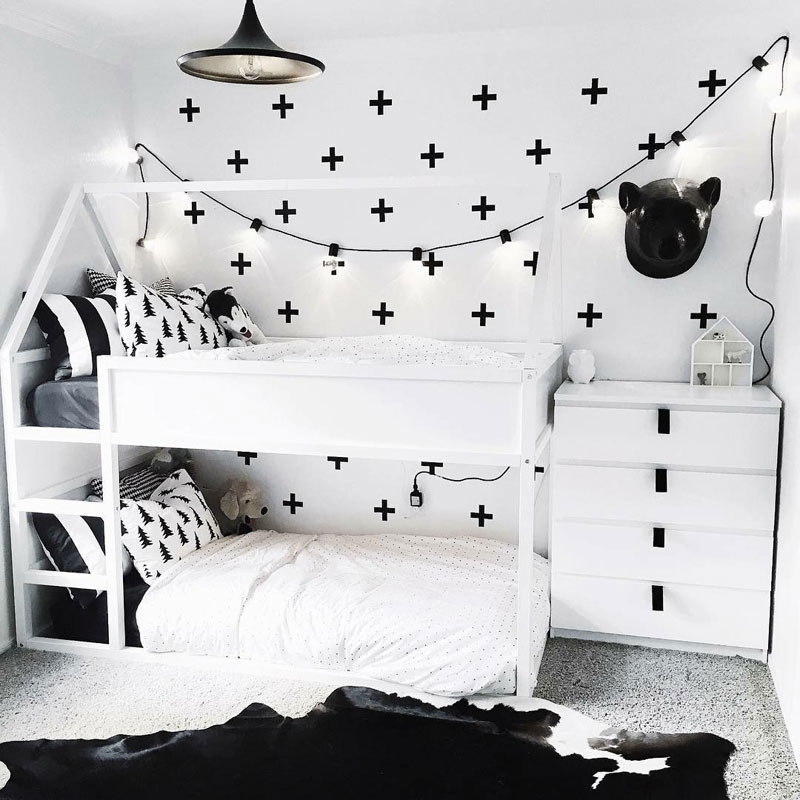 Tiny Box Room Ikea Stuva Loft Bed Making The Most Of: CREATIVE AND USEFUL IKEA HACKS FOR KIDS' ROOMS