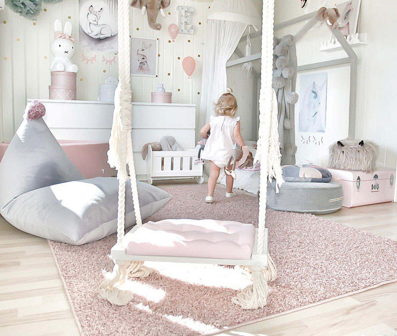 swing for kid's' room