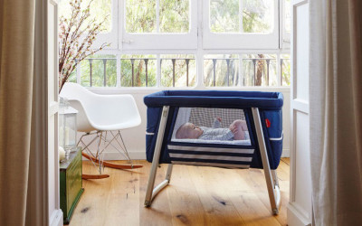 STYLISH AND PRACTICAL TRAVEL COTS