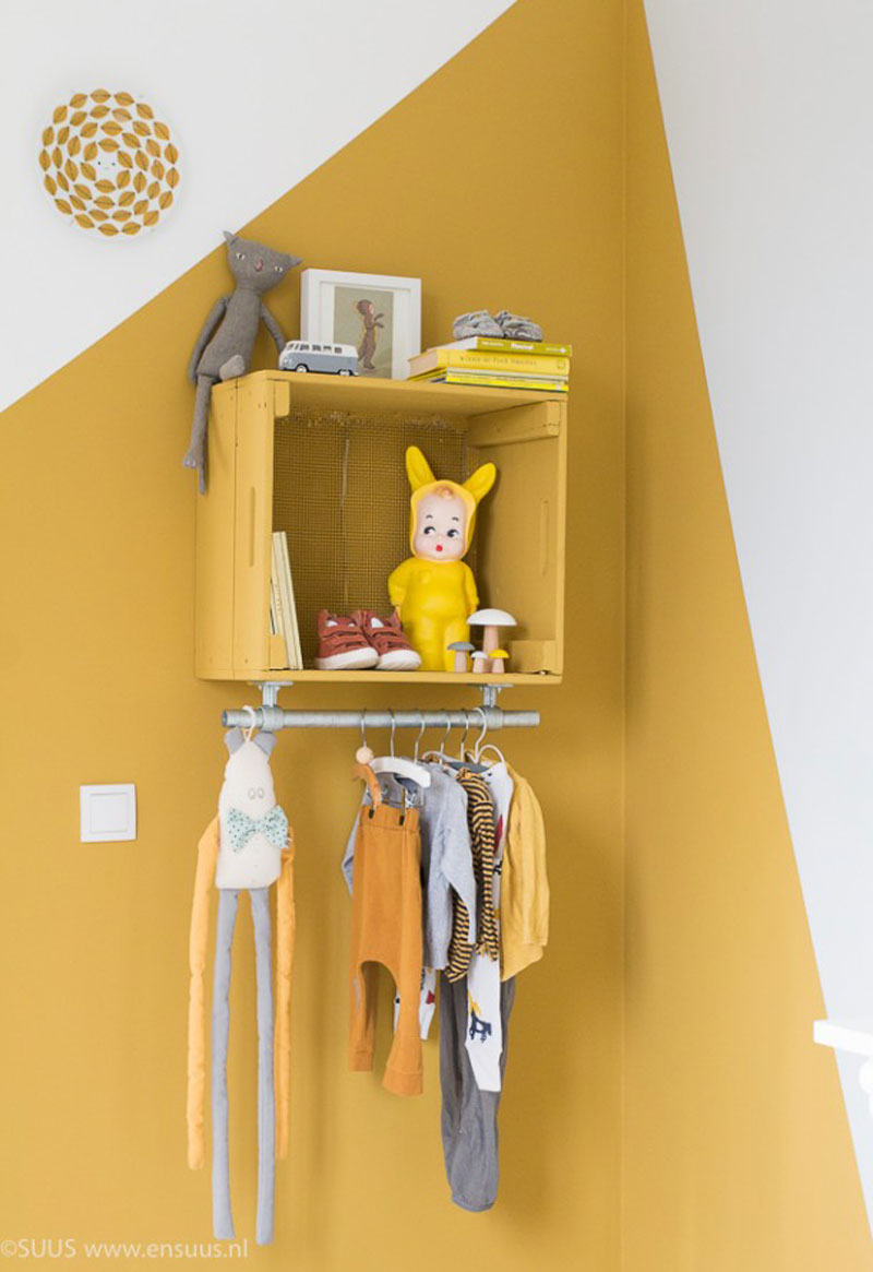 DIY with Wood For the Kid\'s Room - ideas and tips