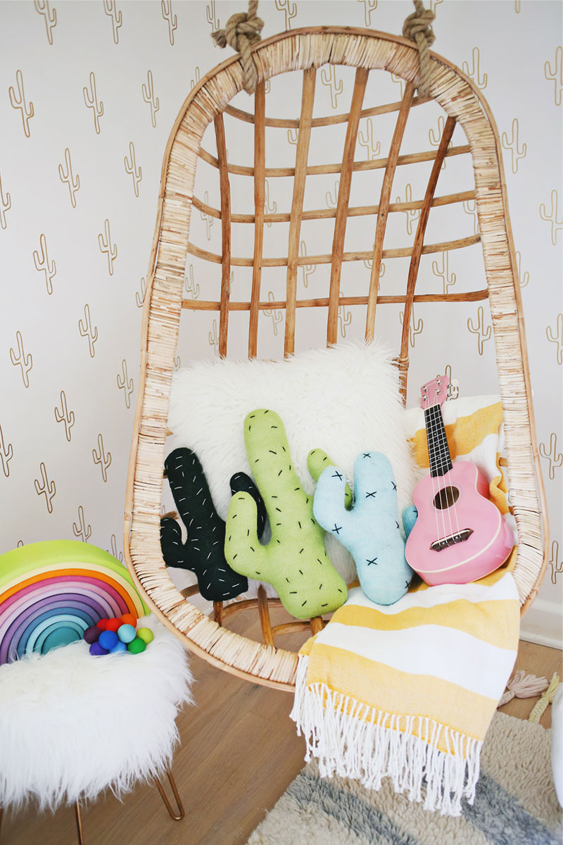 Totally Kids Totally Bedrooms: Totally Funky Girls Rooms On Kids Interiors