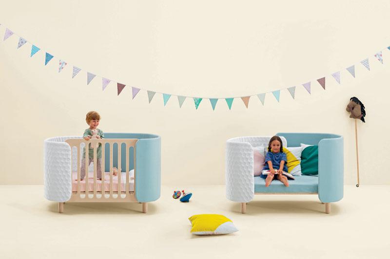 Uniques Children's Cots in