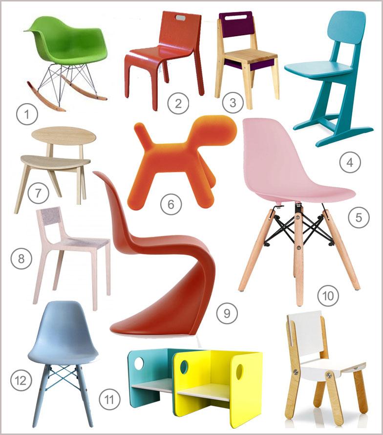 design chair kidsroom