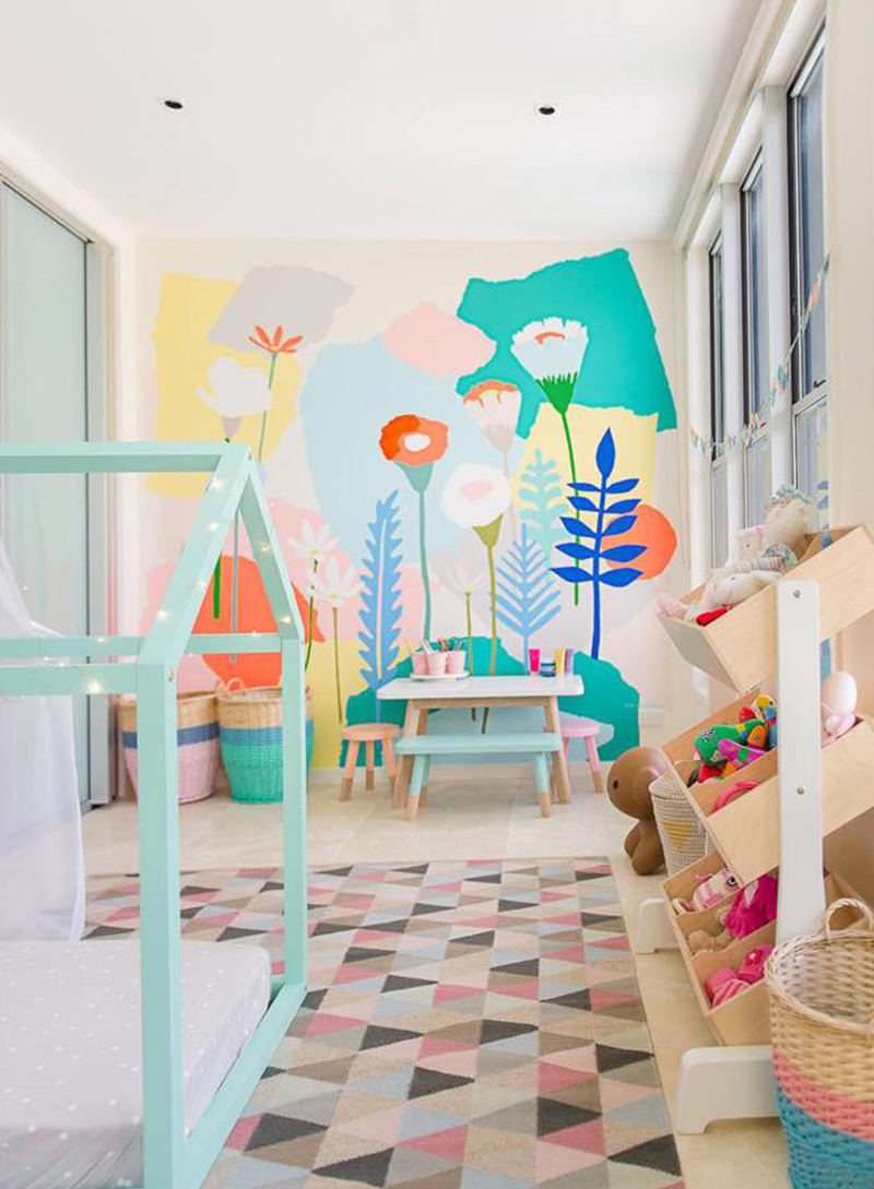 Kids Playrooms Ideas For Kids Playrooms On Kids Interiors