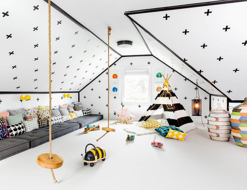 ideas for kids playrooms