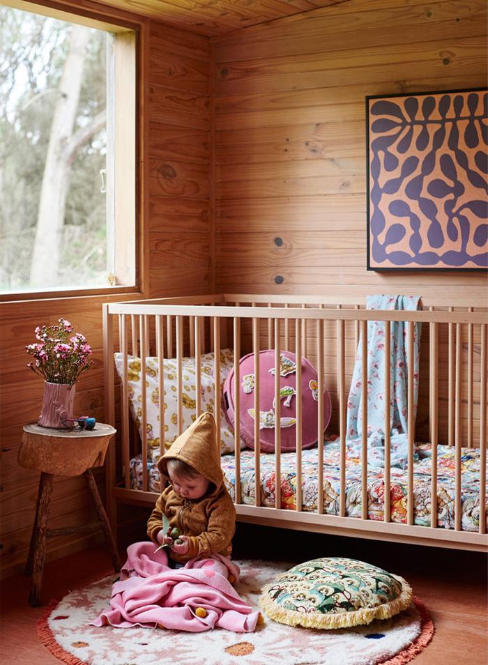 nursery wood panels