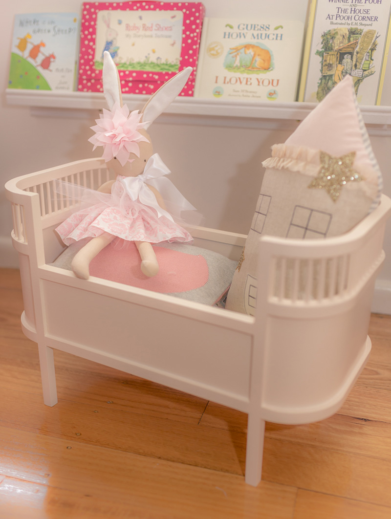 Minnie S Magic Pink Girl Nursery On Kids Interiors