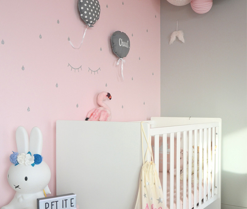 ALICE'S WONDERFUL GIRL NURSERY