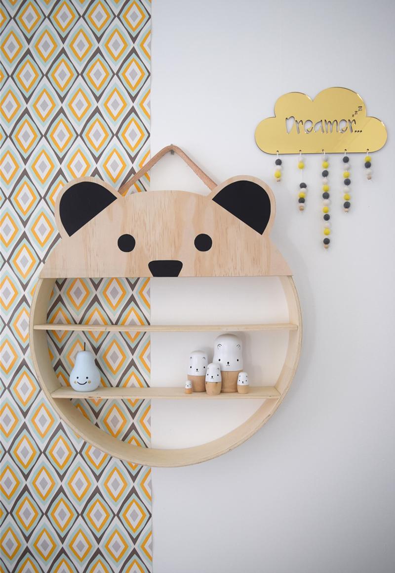 bear shelf