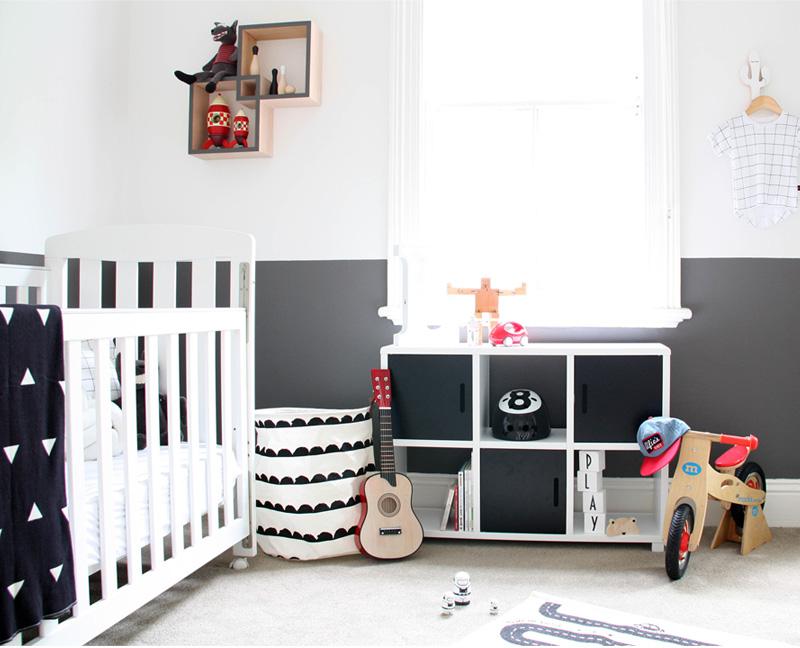 expedit shelf nursery