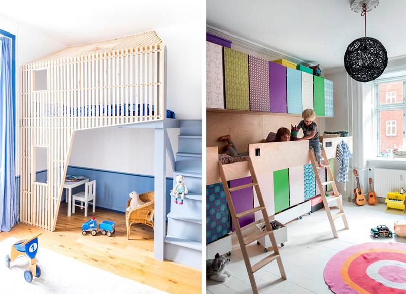 original beds childrens room