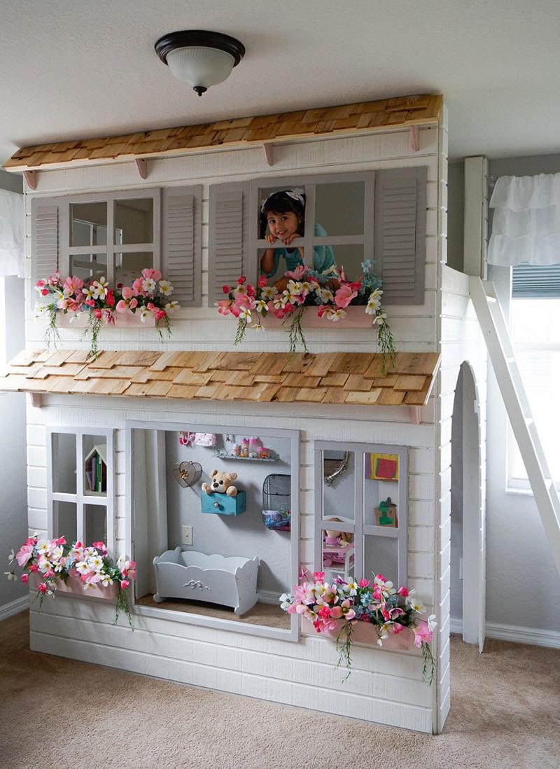 real life dollhouse