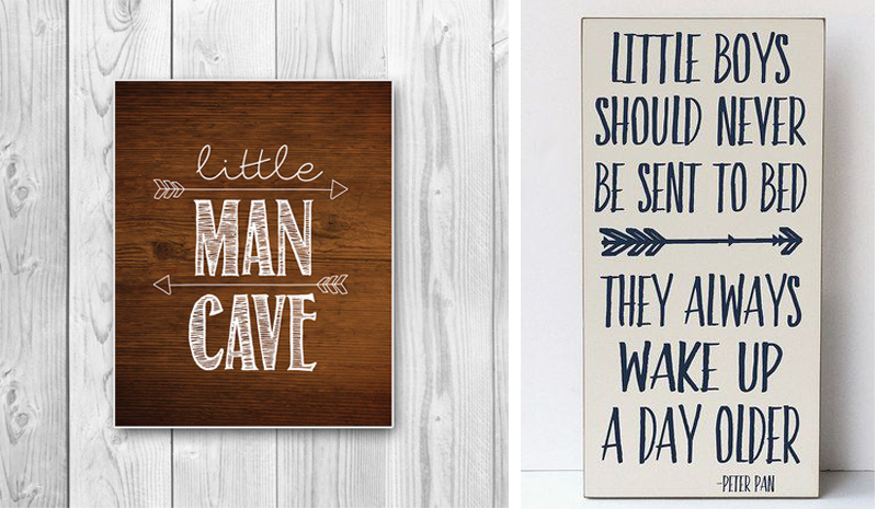 Man Cave Barrie : Little man cave boys room inspiration by kids interiors