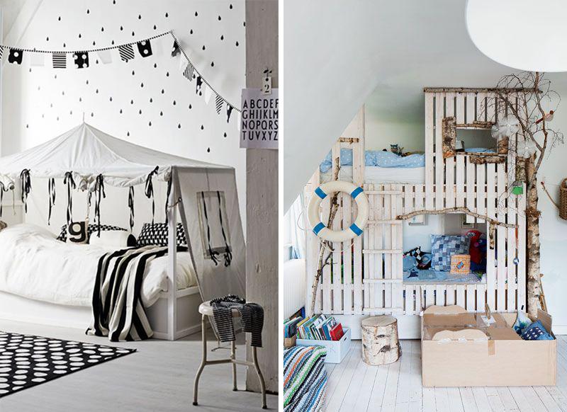 creative original beds kidsroom