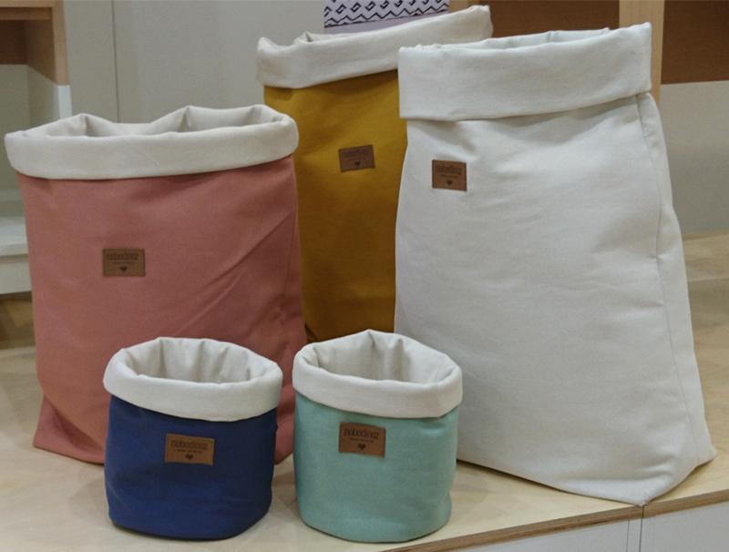 Nobodinoz storage baskets