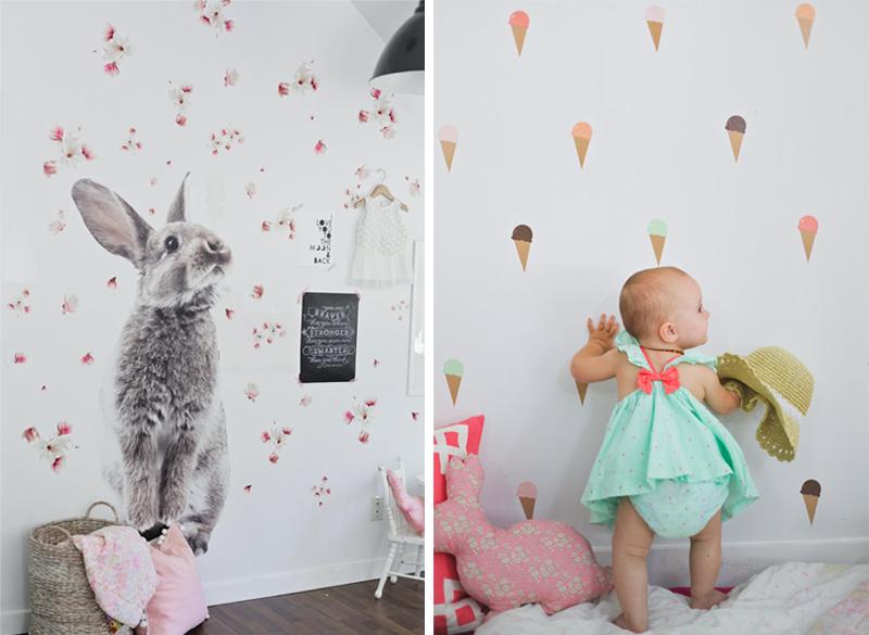 childrenw wall decals