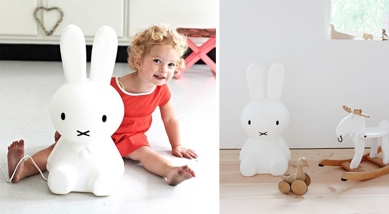 miffy bunny lamp