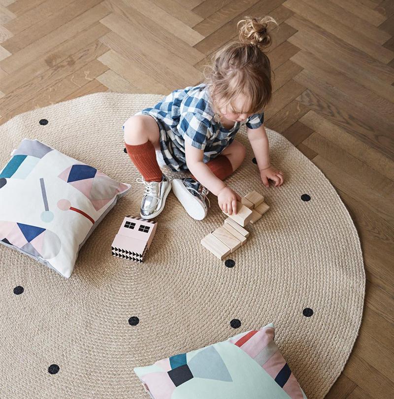 fermliving round rug