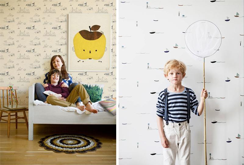 discrete wallpaper for boys