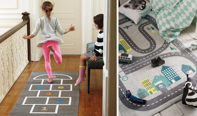 playful fun rugs