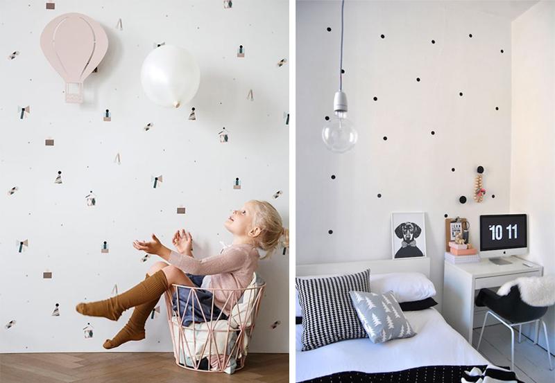minimalistic wallpapers kids