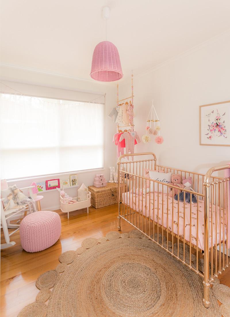 sisal rug nursery