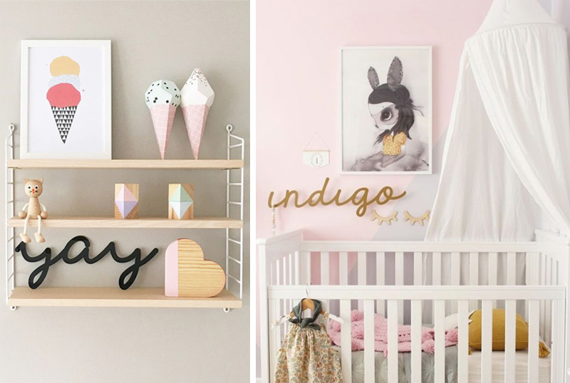 Childrens Rooms Decor