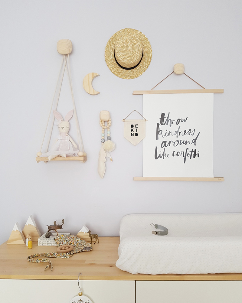 quote poster nursery