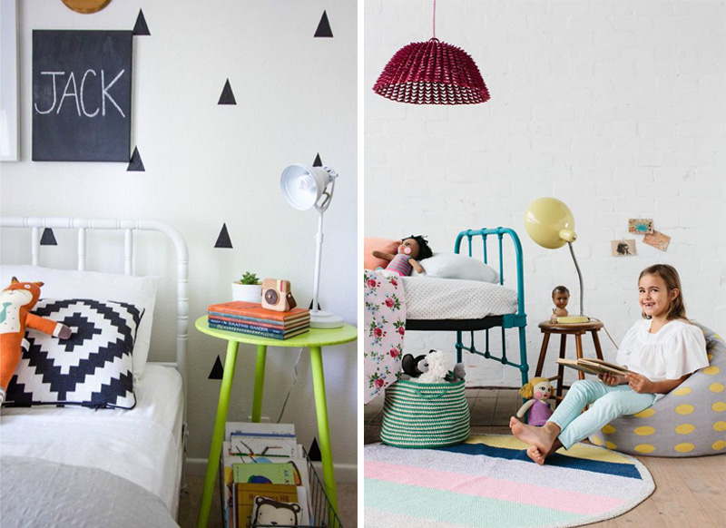 lighting and lamps kids rooms
