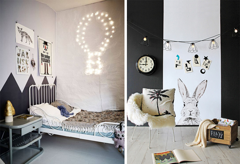 lighting ideas childrens rooms