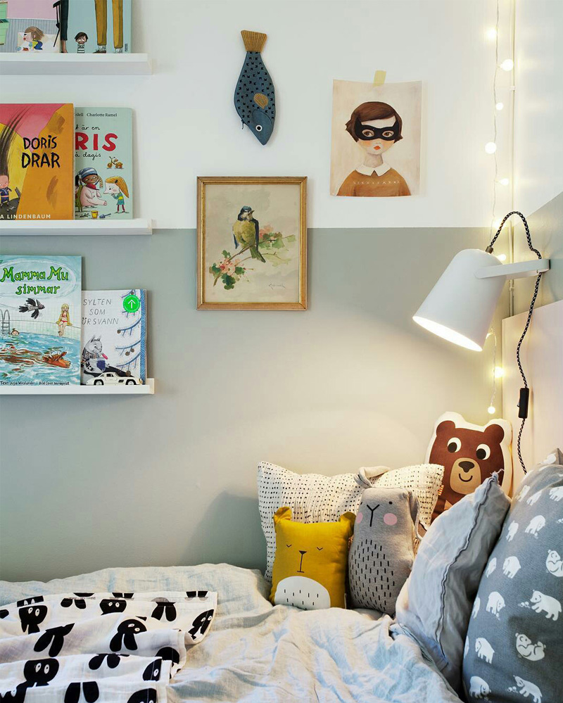 task lighting kids room