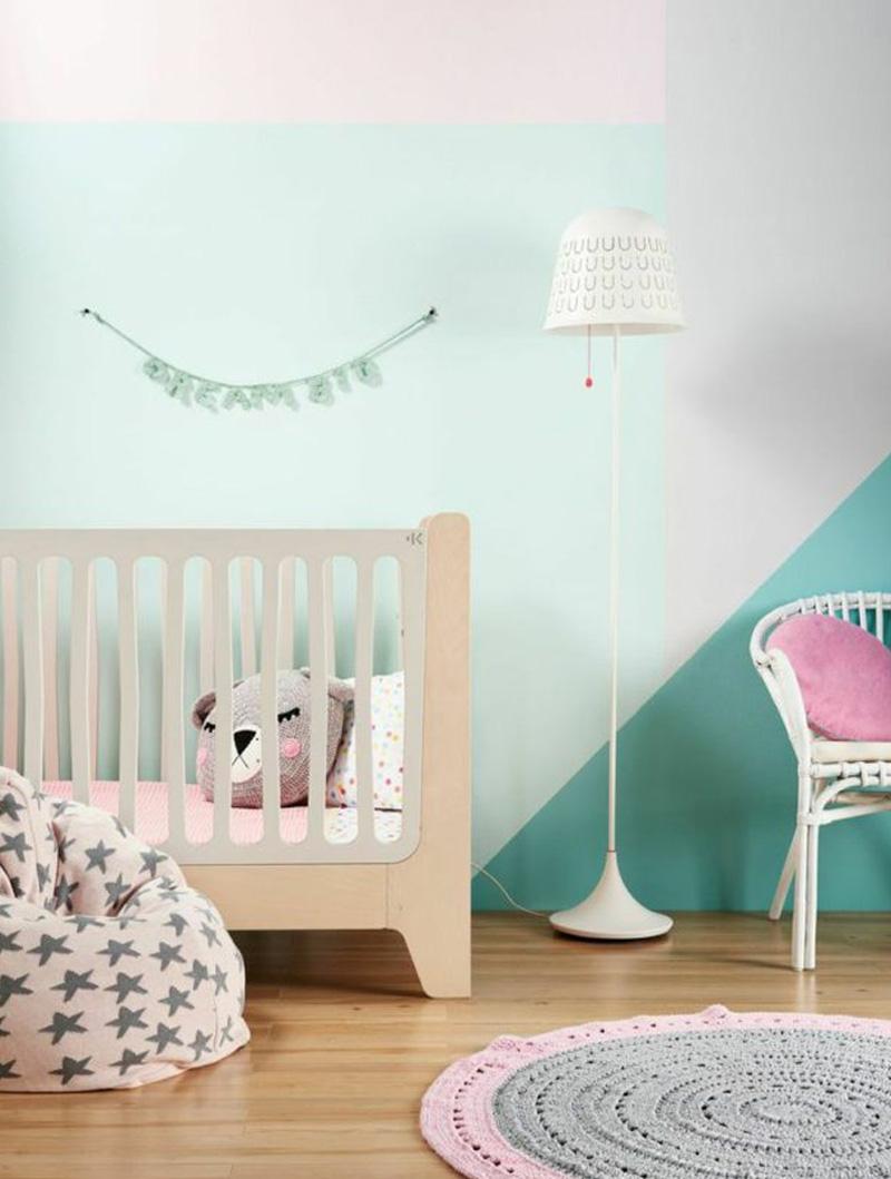 two tone nursery