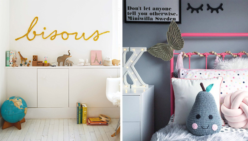 wall decor childrens room