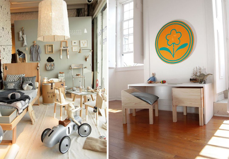 natural wood kids furniture