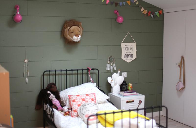 A tender and rock n\'roll pree-teen girl\'s room - Kids Interiors