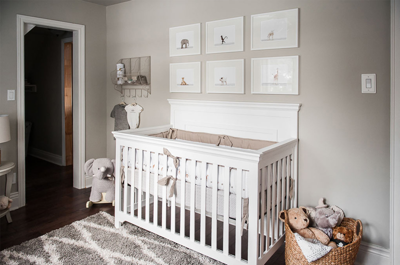 . Nature Themed Nursery For A Baby Boy  JACOB S NATURAL AND EARTHY