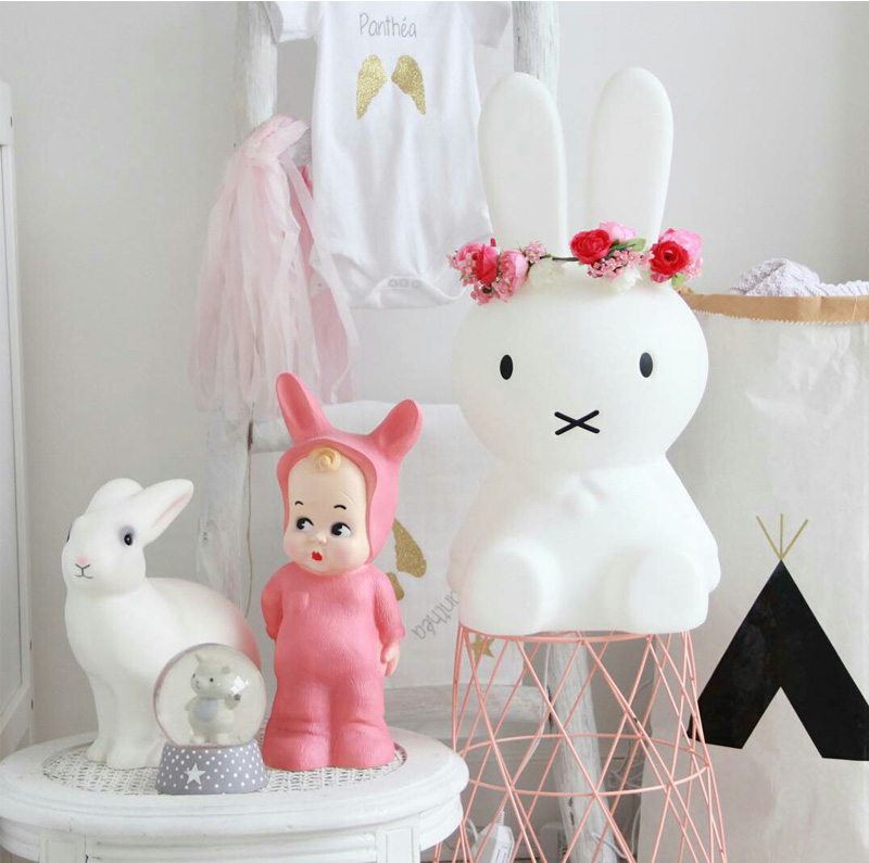 bunny kids lamps