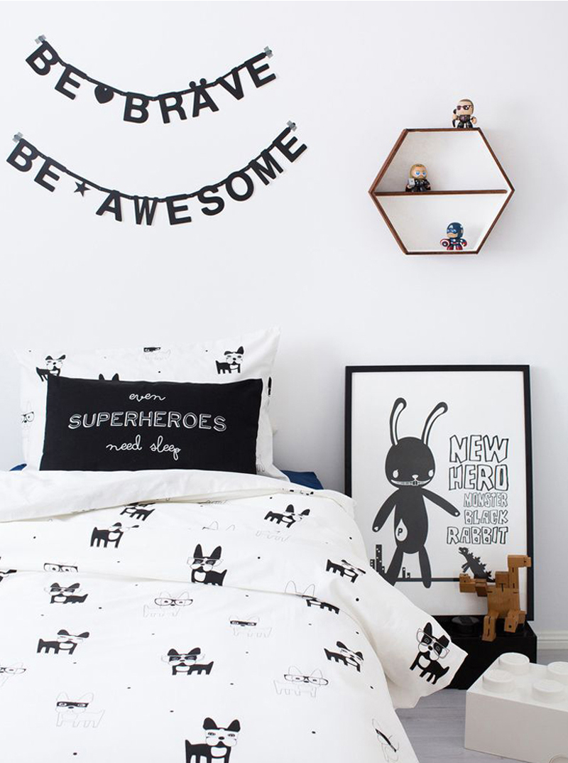 Be Brave Be Awesome banner