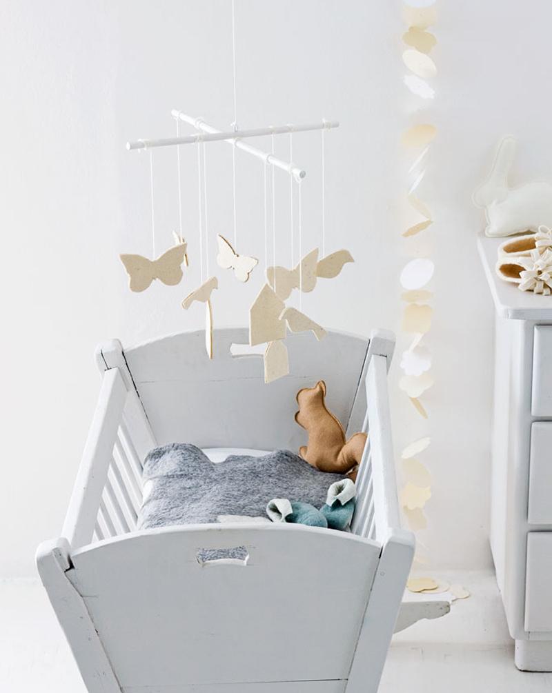 rocking cradle nursery