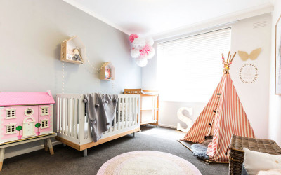 SCARLETT'S COSY NURSERY AND TODDLER'S ROOM