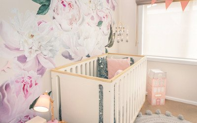AUDREY'S BLOOMY AND SWEET NURSERY